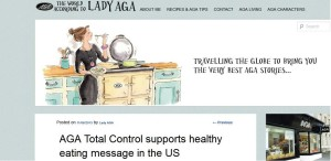 Lady AGA Blog