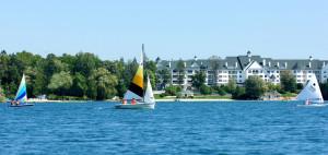 Osthoff Resort in Elkhart Lake, Wis.