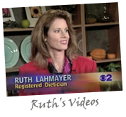 Television hosting, media spokeperson, and nutrition expert videos.